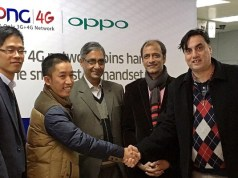 Zong & OPPO Collaborates to Introduce 4G OPPO Handsets