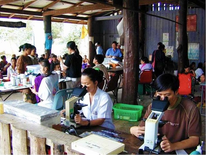 Drug resistant malaria on Thailand-Burma border grows by 3,335%