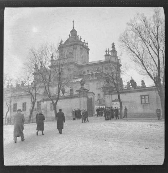 Площа св. Юра, 1941 рік