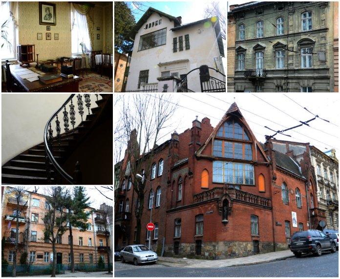 Сім музеїв, присвячених видатним людям, пов'язаним зі Львовом