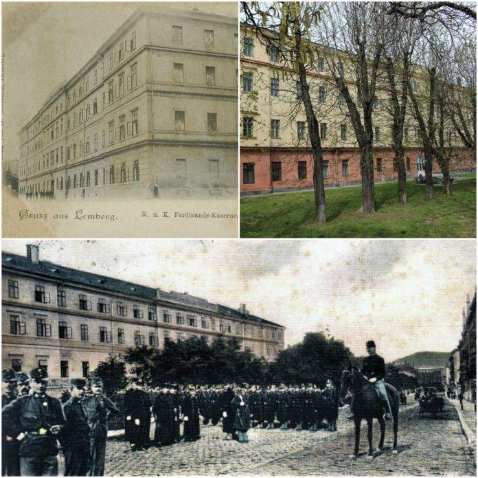 Казарми Фердинанда - 174 роки на службі військових