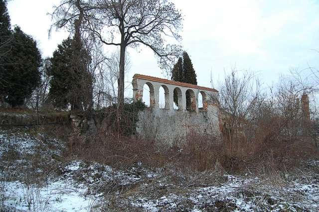 Святоюрський сад. Фото наших днів