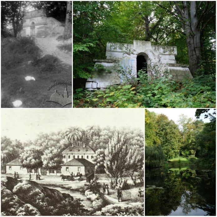 Водозбірник на Погулянці, або звідки потрапляла вода до фонтанів на Ринку