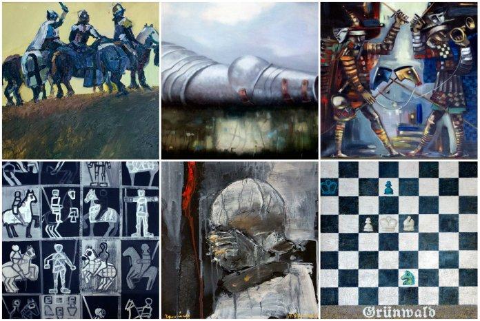 Виставка живопису «Ґрюнвальд-АРТ» відкрилась у Львові