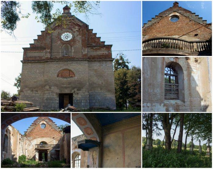 Костел Святого Валентина - унікальна пам'ятка Раковця