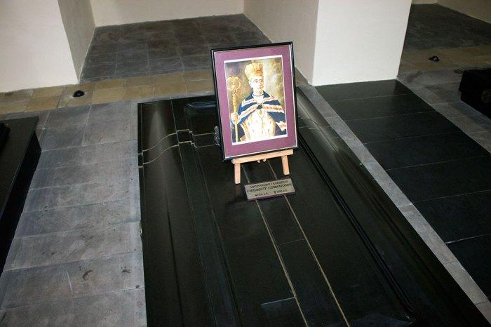 Прах митрополита Сильвестра Сембратовича