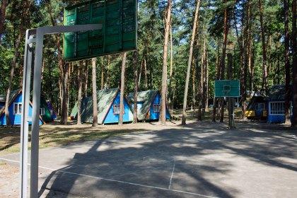 Спортивне життя дитячого центру оздоровлення, відпочинку та туризму «Росинка»