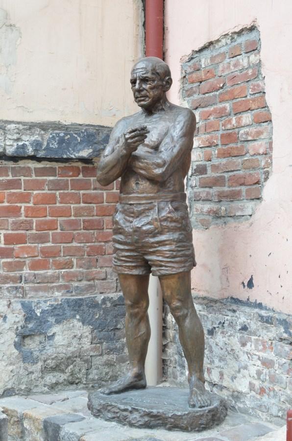 Скульптура Пабло Пікассо