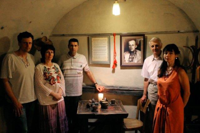 Поминальна зустріч з нагоди річниці смерті Василя Вишиваного