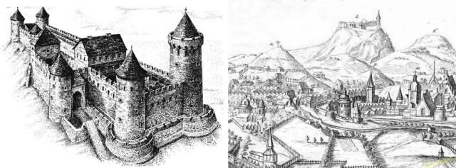 Високий Замок, де була в'язниця старости