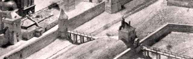 Проходи Босацької хвірткина панорамі Януша Вітвіцького