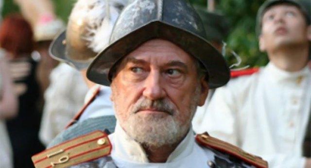 Богдан Ступка в ролі Тараса Бульби