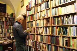 Букіністична книгарня на вулиці Вірменській – місце з особливою атмосферою