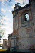 Костел Усіх Святих у Годовиці, фото 2015 року