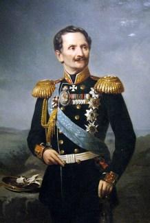 Граф Федір фон Берг (1794-1874рр)