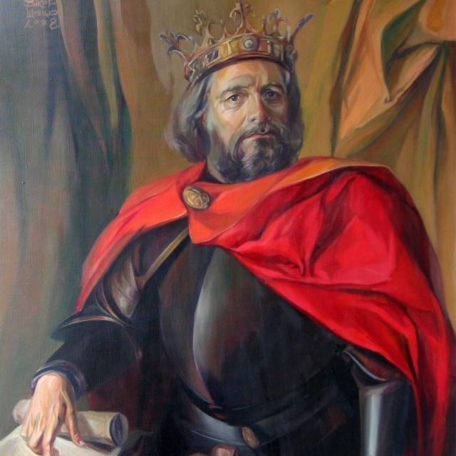 Князь Роман Мстиславович (бл. 1152 - 1205рр. )
