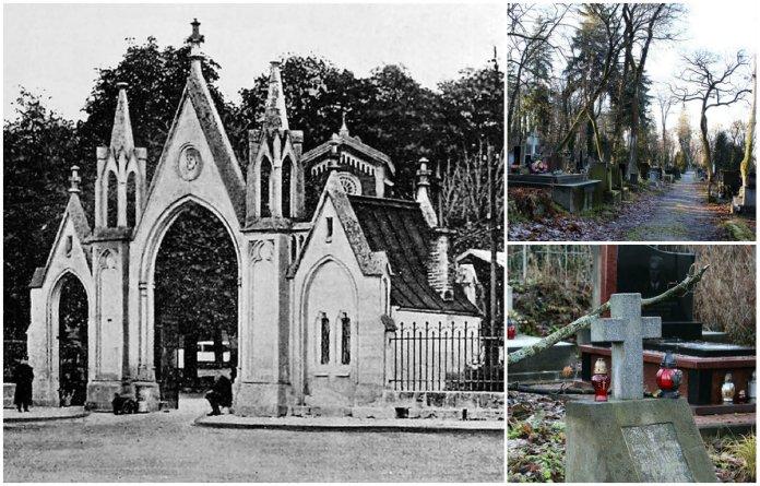 Легенди Личаківського цвинтаря