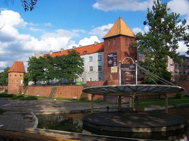 Колегіум єзуїтів в Бранево. Фото з pl.wikipedia.org