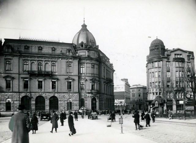 На Гетьманських Валах, фото 1925 року