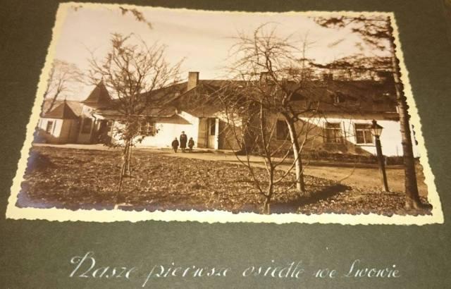 Приміщення, де містилась школа Урсулянок до 1923 року. Фото першої пол. XX ст.