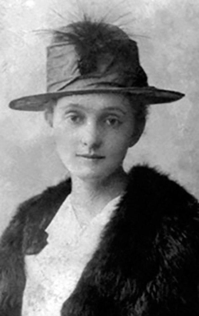 Ліна Федорович-Малицька (Дарія Віконська)