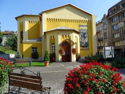Вхід до храму Непорочного Зачаття Пресвятої Богородиці - http://nash.lviv.ua/viewtopic.php?f=25&t=404