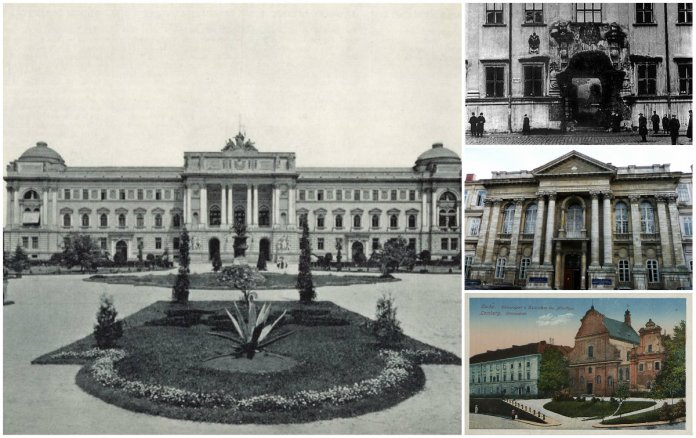 Львівський університет засновували шість разів
