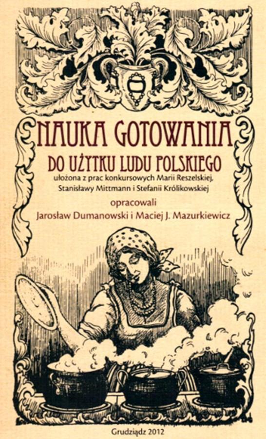 Кухарська книга «Nauka gotowania do użytku ludu polskiego»