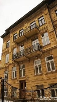 Будинок на вулиці Парковій №3
