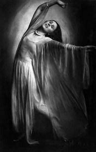 Ґрете Візенталь, відома австрійська танцівниця модерного стилю (зі сайту http://www.matthew-werley.com)