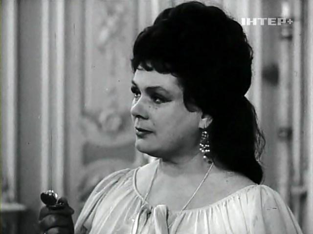 Скріншот з фільму «Для домашнього вогнища», 1970 р. (режисер Юрій Суярко)