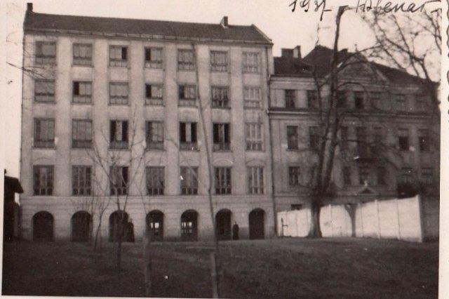 Ювенат редемптористів на Збоїськах, початок 1930-х рр. - Фото: http://cssr.lviv.ua