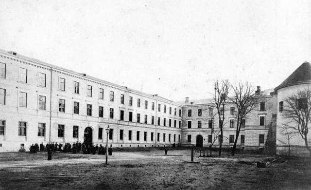 Семінарія Святого Духа, котру було відкрито у 1783 році