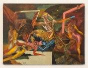 Експозиція виставки живопису Валерія Мартинчика
