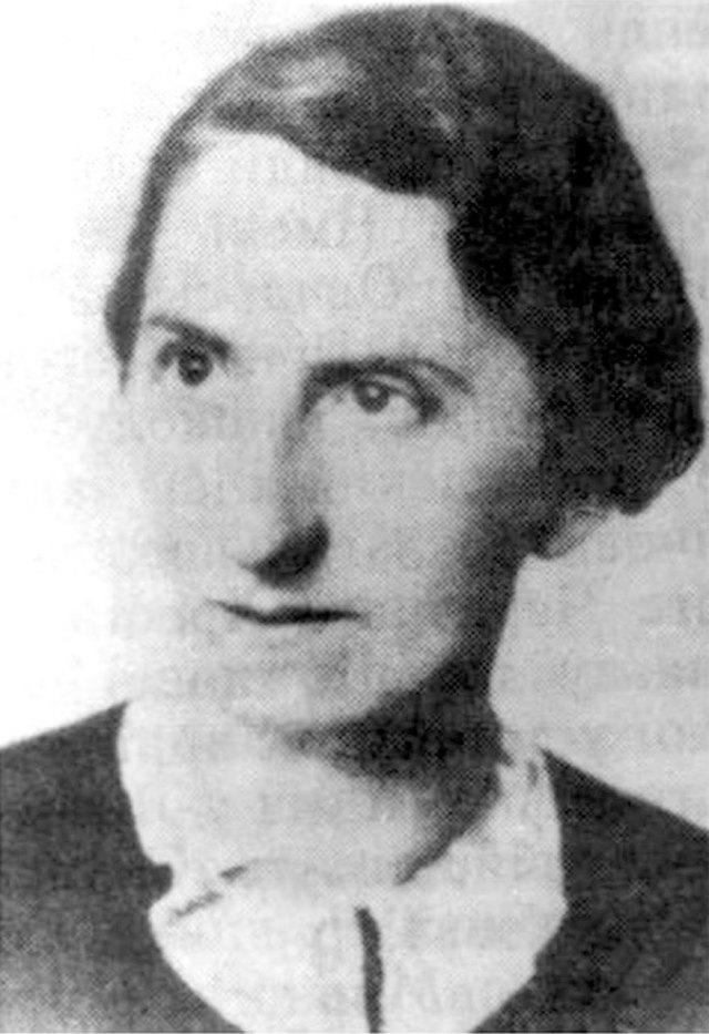 Ірина Домбчевська