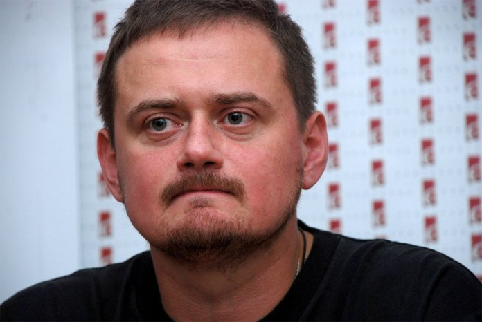 Андрій Кокотюха написав детектив про першу окупацію Львова росіянами