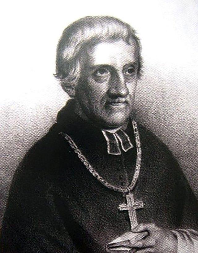 Вірменський архієпископ Самуель Стефанович