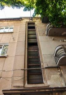 Будинок на вулиці Тютюнників, 24, фото М. Ляхович