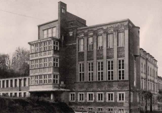 Гімназія сестер уршулянок у Львові, тепер Львівська спеціалізована середня школа №28. 1930-ті роки