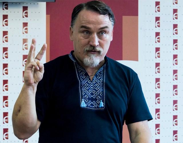 Віталій Капранов. Фото: Ксенія Янко