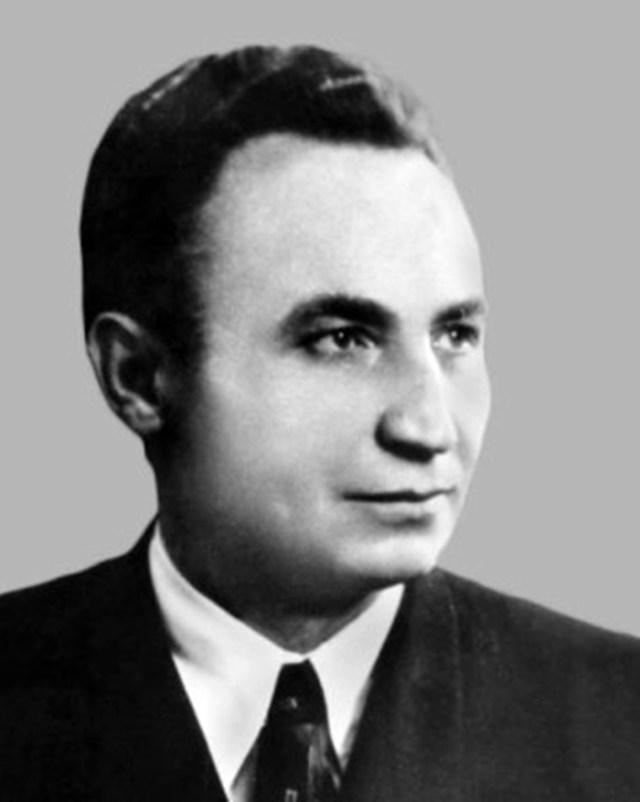 Професор Дмитро Луцик (1913-2004)