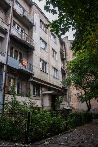 Львів, будинок по вулиці Новий Світ, 14, фото М. Ляхович
