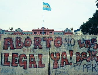 Protests in Argentinian Capital