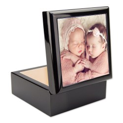 Small Of Wooden Keepsake Box