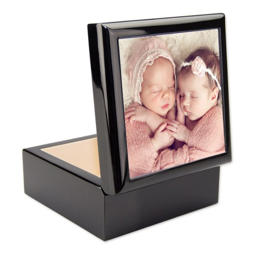 Medium Of Wooden Keepsake Box