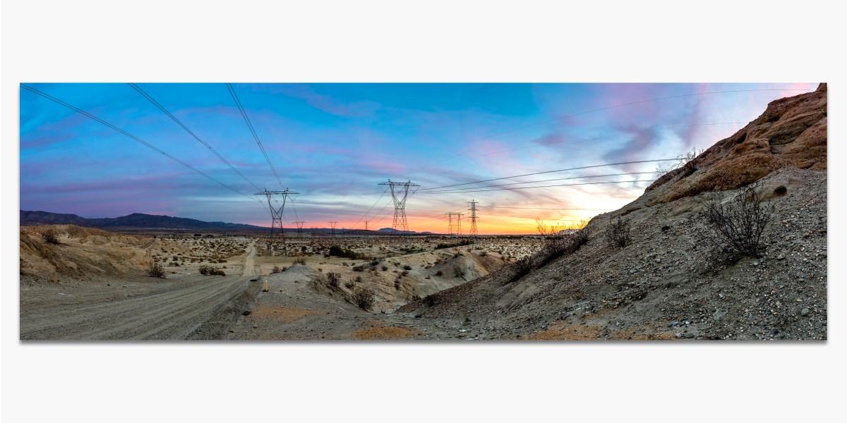powerline east - site