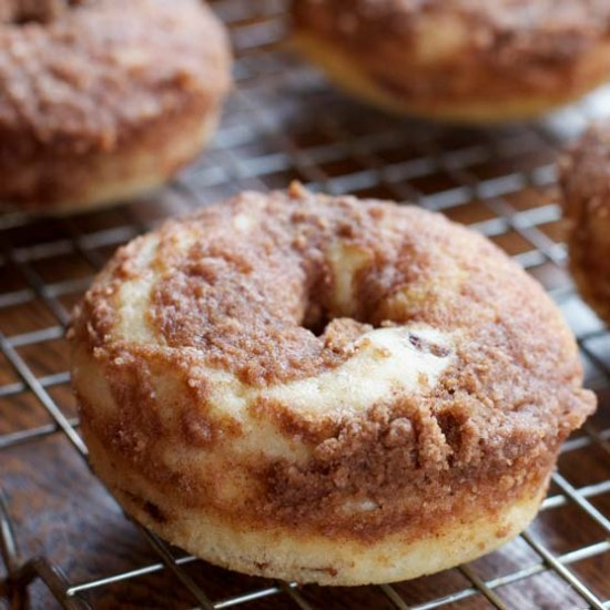 Paleo Cinnamon Swirl Bundt Coffee Cake