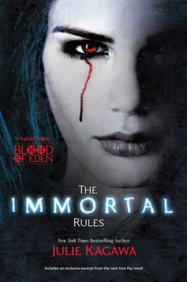 10215349 The Immortal Rules by Julie Kagawa (ARC)