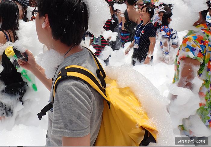 傳說中的挨踢部門-『泰國曼谷自助行』潑水節需準備與注意事項