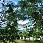 The New Queen Zarith Sofia Library, UTM 3